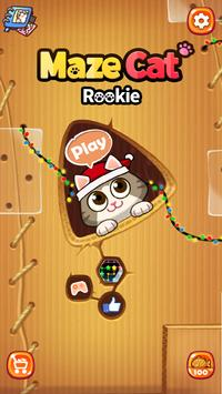 Maze Cat - Rookie poster
