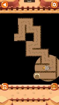 Maze Cat - Rookie apk screenshot
