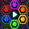 Hexa Star Link - Puzzle Game ikona