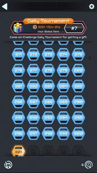 Hexa Star Link - Puzzle Game syot layar 13