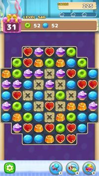 Sugar POP : Match 3 Puzzle screenshot 15