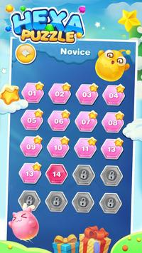 Max Puzzle - Candy Hexa screenshot 1