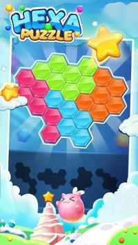 Max Puzzle - Candy Hexa screenshot 2