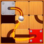 Max Puzzle - UnRoll Ball icon