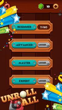 Max Puzzle - UnRoll Ball screenshot 3