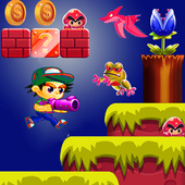 super boy Warrior Monsters icon