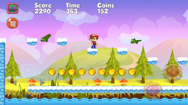 super boy Warrior Monsters screenshot 11