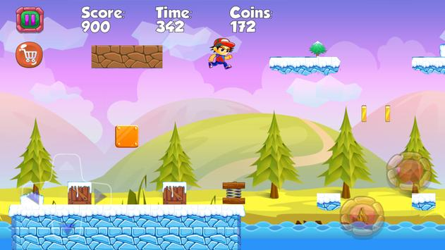 super boy Warrior Monsters screenshot 13