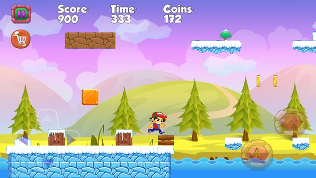 super boy Warrior Monsters screenshot 5