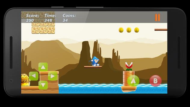 Sbros Rush Quest - Adventure Classic Game apk screenshot