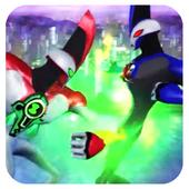 Super Alien Warrior Fight icon