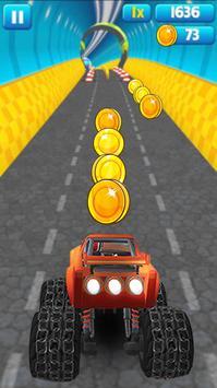 Blaze Speed Race Game screenshot 3