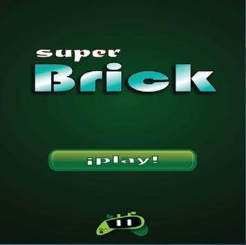 super brick poster