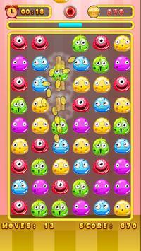 Monster Smash Match3 Puzzle screenshot 14