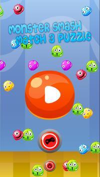 Monster Smash Match3 Puzzle screenshot 16