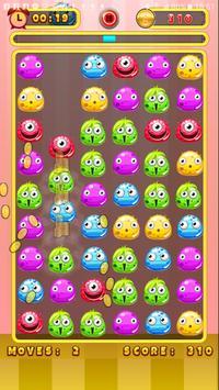 Monster Smash Match3 Puzzle screenshot 20