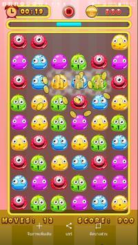 Monster Smash Match3 Puzzle screenshot 7