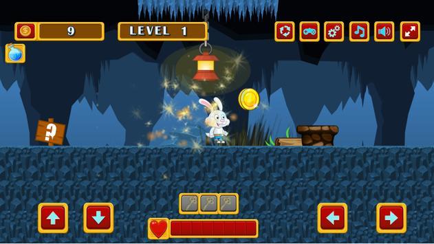 Rabbit run adventure screenshot 6