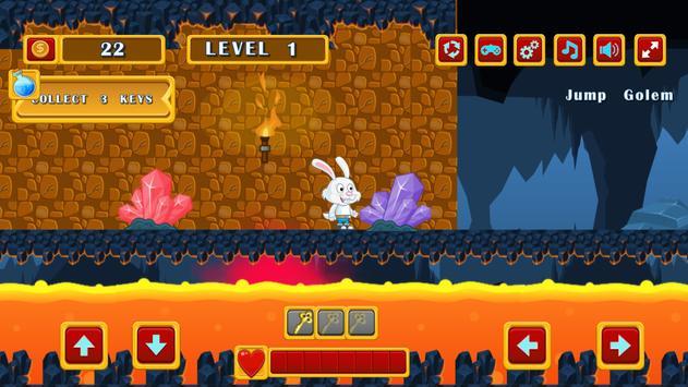 Rabbit run adventure screenshot 9