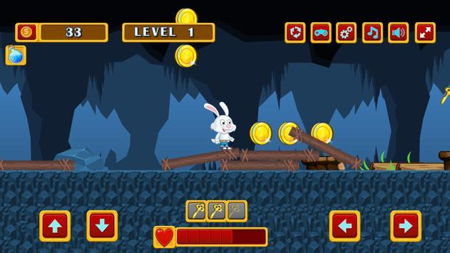 Rabbit run adventure screenshot 10