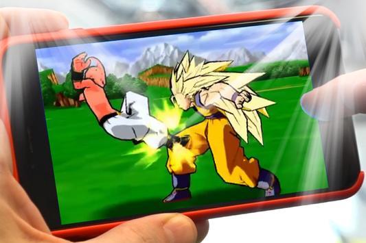 Super Goku Dokkan Battle apk screenshot