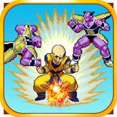 Super Goku Saiyan Great Battle icon