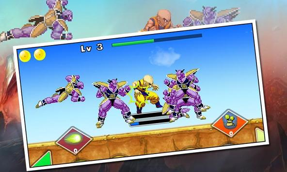 Super Goku Saiyan Great Battle poster