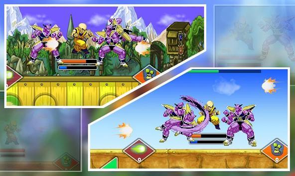 Super Goku Saiyan Great Battle apk screenshot