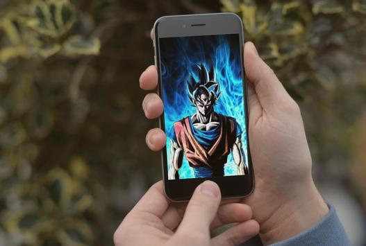 Super Goku Limit Wallpapers screenshot 2