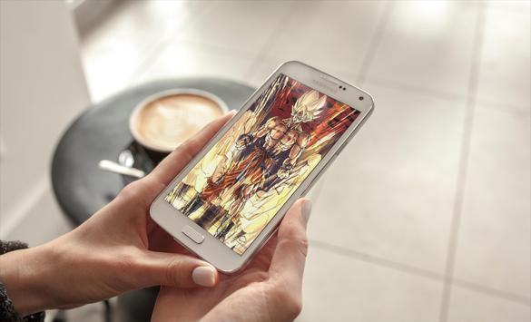 Super Goku Limit Wallpapers screenshot 7