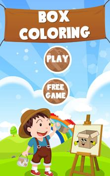 Box Coloring Game screenshot 5