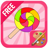 Candy Coloring icon