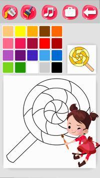 Candy Coloring screenshot 14