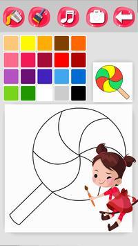 Candy Coloring screenshot 7