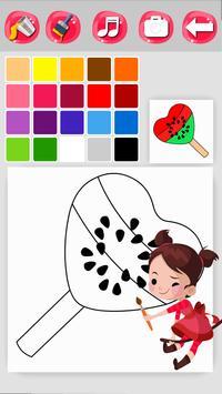 Candy Coloring screenshot 8