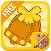 Cookie Coloring icon