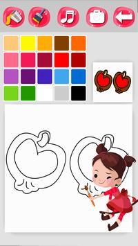 Cookie Coloring screenshot 3