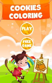Cookie Coloring screenshot 4