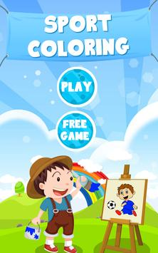 Sports Coloring screenshot 10