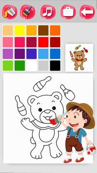 Zoo Coloring Game screenshot 2