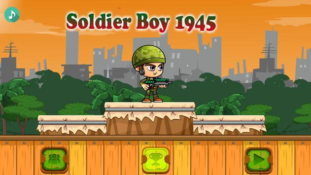 Soldier Boy 1945 HD poster
