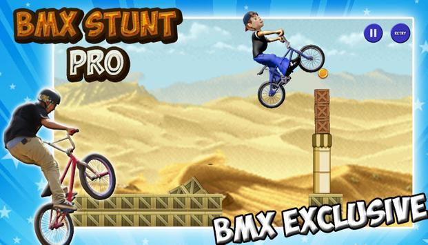 BMX Stunt Pro poster