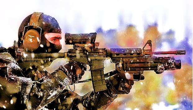 Sniper Hit poster