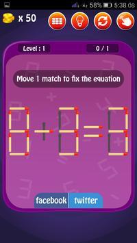 Matches Game apk screenshot
