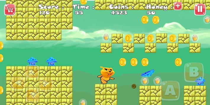 Winnie Jungle adventure screenshot 2