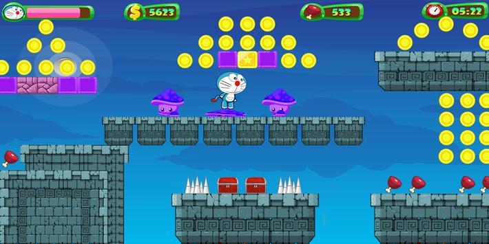 Space Adventure of Doraemon apk screenshot
