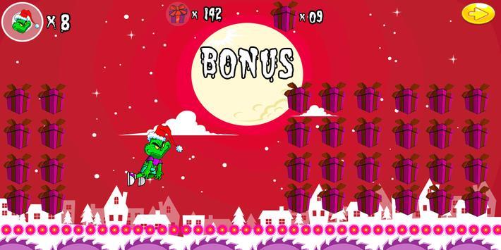 Xmas Grinch Adventure screenshot 11