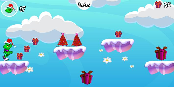 Xmas Grinch Adventure screenshot 1