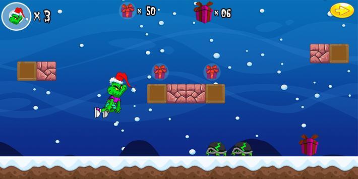 Xmas Grinch Adventure screenshot 6