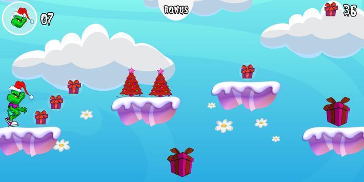 Xmas Grinch Adventure screenshot 9